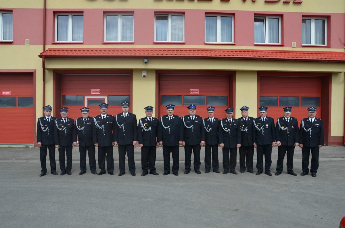 Zarząd straży pożarnych Rzeczypospolitej Polskiej w Krzywdzie