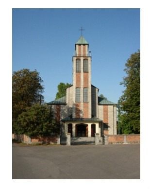 Kościół w Szczałbie