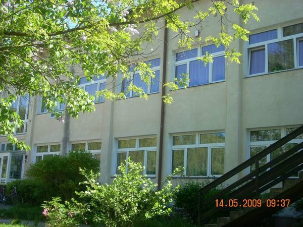 Zdjecie budynku szkoły